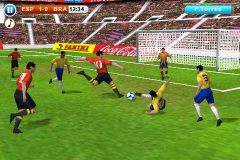 Gameloft's 'Real Soccer/Football 2010' Now Available ...