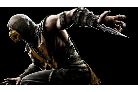 Scorpion (character), Video Games Wallpapers HD / Desktop ...