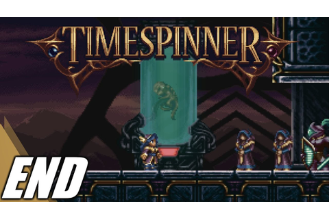 Timespinner - All Timespinner Gears, Final Bosses & All ...