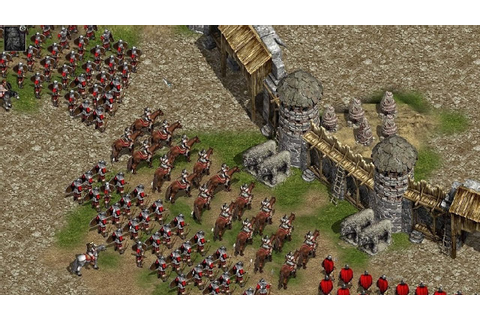 Celtic Kings Rage of War - Gameplay - YouTube