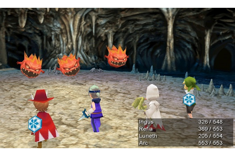 Download Final Fantasy III Full Version PC | Download Free ...