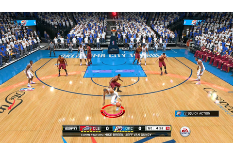 NBA Live 15 - Part 1 - Welcome! (Playstation 4 Gameplay ...