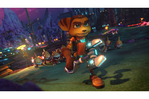 Ratchet and Clank Remakes Itself, Yet Refines Nothing | WIRED