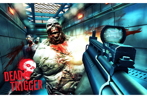 Dead Trigger - Offline FPS Zombies Shooting Game – Apps ...