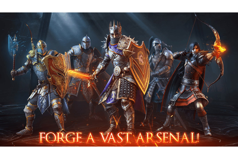 Gameloft's Iron Blade: Medieval Legends Action RPG leaks ...