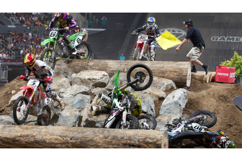 Enduro X at X Games