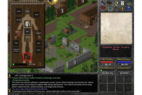 Download Eschalon: Book I RPG, liberated - Free Games Utopia