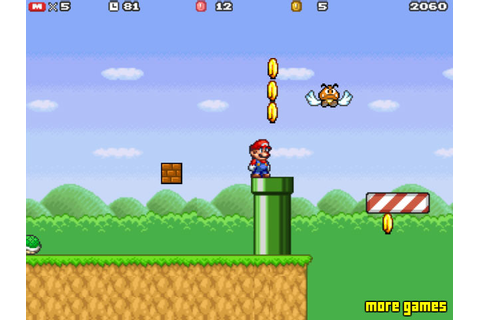 Best Games Ever - Super Mario - Save Yoshi - Play Free Online