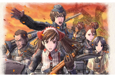 Valkyria Chronicles 4 Will Have DLC with Characters from ...