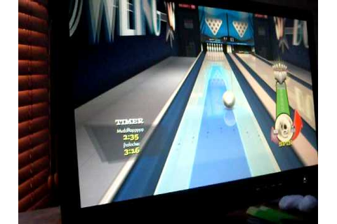 High Velocity Bowling- 300 game! - YouTube