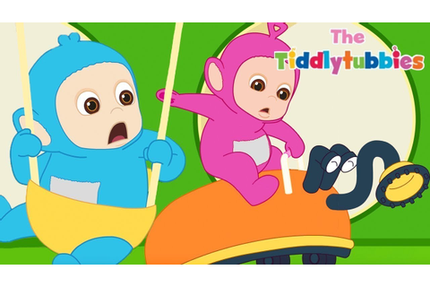 Teletubbies ★ NEW Tiddlytubbies 2D Series! ★ Episode 9 ...