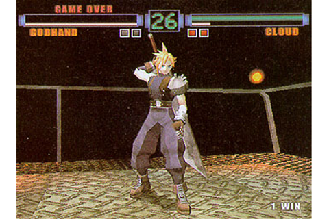 Cloud Strife… Character Dari Final Fantasy Series Yang ...