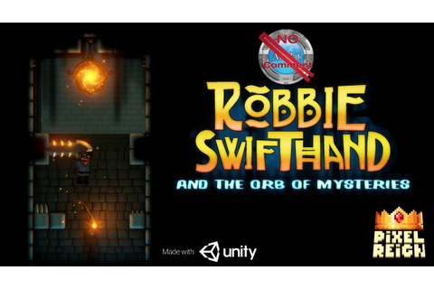Robbie Swifthand and the Orb of Mysteries Early Access ...