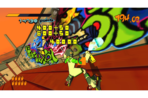Jet Set Radio Announced For Vita - IGN