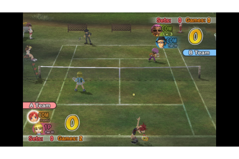 Everybody's Tennis op PS4 | Officiële PlayStation™Store ...