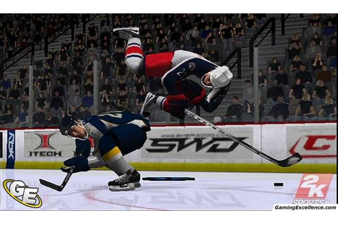 NHL 2K9 Review - GamingExcellence