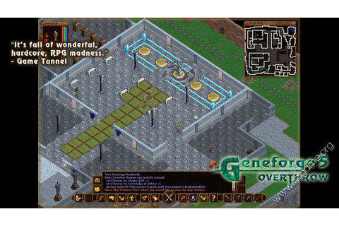 Geneforge 5: Overthrow - Download Free Full Games | Role ...