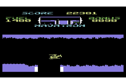 Fort Apocalypse - Commodore 64 - Game #002 - 68,544 points ...