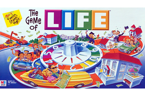How to WIN at life! - The Game of Life | Board Game Sunday ...