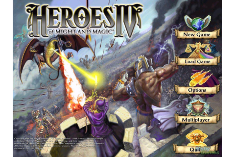 Download Heroes of Might and Magic IV (Mac) - My Abandonware
