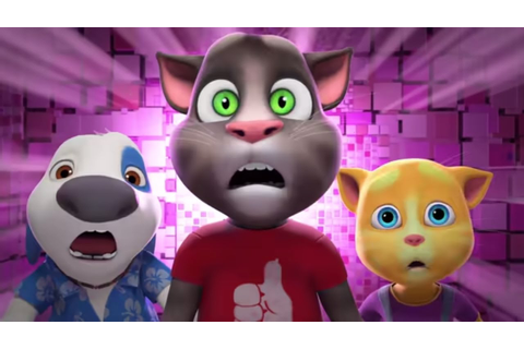 A DANGEROUS GAME - Talking Tom and Friends Special Feature ...