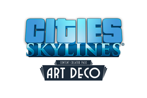 Cities Skylines: Art Deco [Online Game Code]