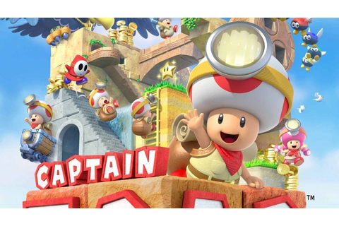Captain Toad Treasure Tracker (Nintendo Switch) Review ...