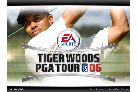 Tiger Woods PGA Tour 06 Screenshots for Windows - MobyGames