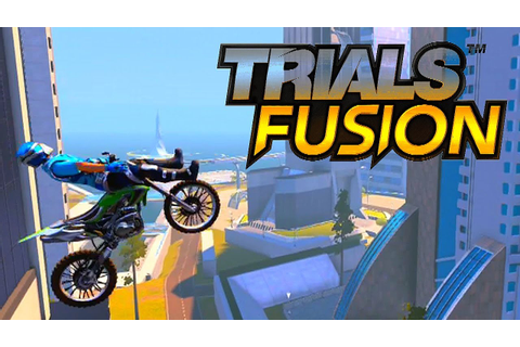 TRIALS FUSION #1 with Vikkstar (Trials Fusion Xbox One ...