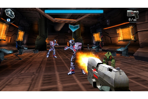 N.O.V.A. Near Orbit Vanguard Alliance PSP Iso Android ...