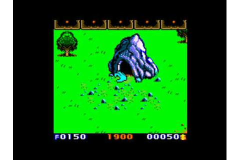 Warlocked (Game Boy Color) 5MG - YouTube
