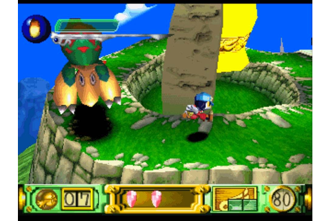 SuperPhillip Central: Klonoa: Door to Phantomile (PS1, PSN ...