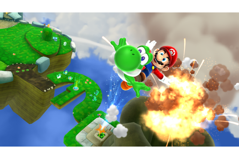 Super Mario Galaxy 2 Review – Wizard Dojo