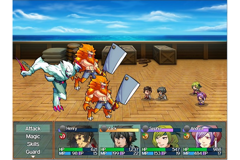 RPG Fighter League - Battle with the Big Bad Wolf image ...