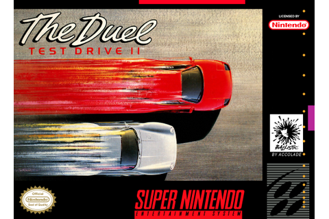 The Duel: Test Drive II Details - LaunchBox Games Database