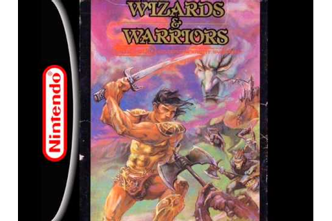 Wizards and Warriors Music (NES) - Outside the Castle ...