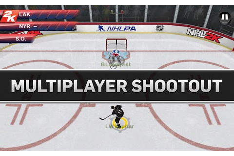 NHL 2K » Android Games 365 - Free Android Games Download