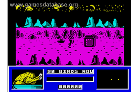 Star Paws - Sinclair ZX Spectrum - Games Database
