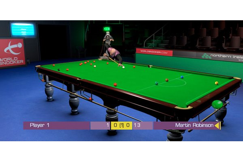 Download WSC Real 2009 World Snooker Championship Game ...