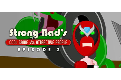 Strong Bad's Cool Game for Attractive People: Episode 2 ...