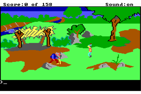 Download Kings Quest - Quest for the Crown | Abandonia