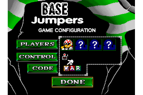 Base Jumpers - The Company - Classic Amiga Games