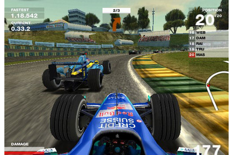 Download Game Formula One 04 PS2 Full Version Iso For PC ...
