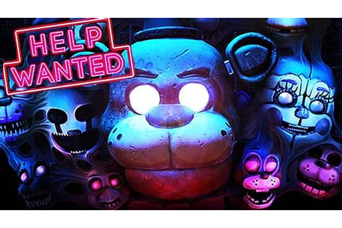 FNAF NO-VR: Help Wanted by xVoltageG - Game Jolt