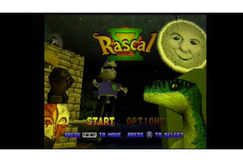 THIS GAME!!!!! Rascal (PS1) Part 1. It Begins....0_0 - YouTube