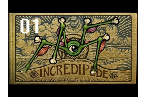 Incredipede! [Indie Game Walk-through] - 01 Tutorial ...