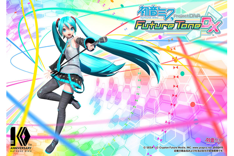 Hatsune Miku: Project DIVA Future Tone DX Now Open For ...