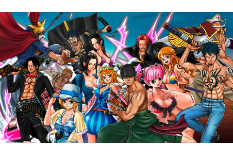 A look at the various One Piece: Burning Blood DLC packs ...
