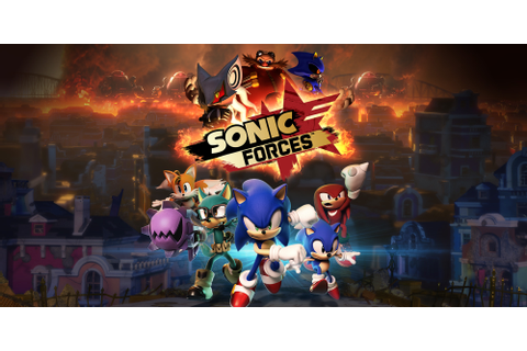 Sonic Forces™ | Nintendo Switch | Games | Nintendo