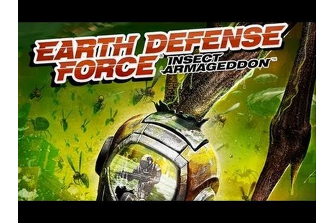 IGN Reviews - Earth Defense Force: Insect Armageddon Game ...